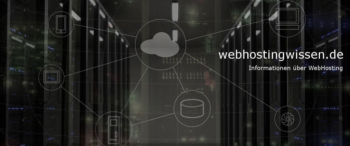 webhostingwissen.de - Informationen über WebHosting